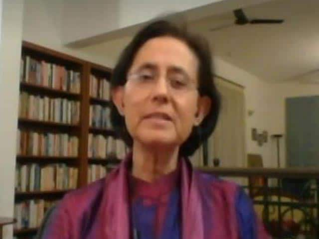 Video : Vinita Bali, Former MD, Britannia Suggests Corporates To Buy Handloom And Gift COVID Warriors