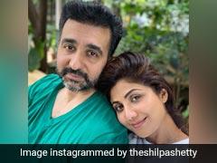 शिल्पा शेट्टी ने मैरिज एनिवर्सरी पर शेयर की पति के साथ रोमांटिक Photo, लिखा- मेरे Cookie