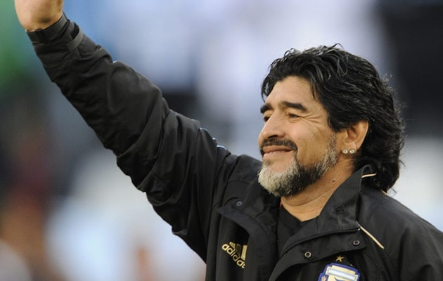 Diego Maradona's Nurse First To Be Questioned Over His Death
