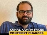 Video : Comedian Kunal Kamra Faces Contempt Charges Over Supreme Court Tweets