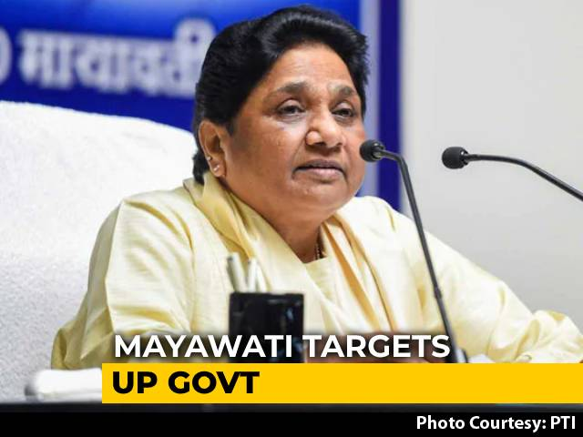 "Video : ""Anti-Conversion Law Brought In Hastily, Reconsider"": Mayawati To UP Government"