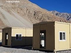 पूर्वी लद्दाख में तैनात जवानों को बेहतर सुविधाएं : ठंड से बचाव के लिए मिला गर्म टेंट, हॉट वॉटर सप्लाई और बिजली