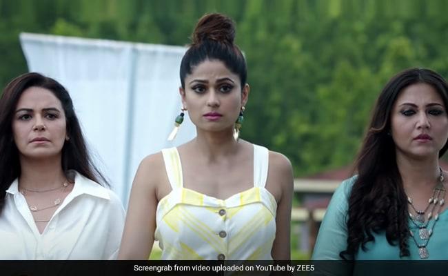 Black Widows - Shilpa Shetty Cheers For Sister Shamita's New Series: 'Fab Trailer'