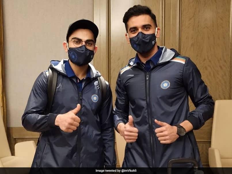 ویرات کولی ، اعضای تیم هند هند تور استرالیا را آغاز می کنند