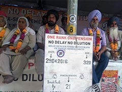 "Centre Disbursed Over Rs 42,700 Crore To Ex-Servicemen Under ""One Rank One Pension"" In 5 Years"