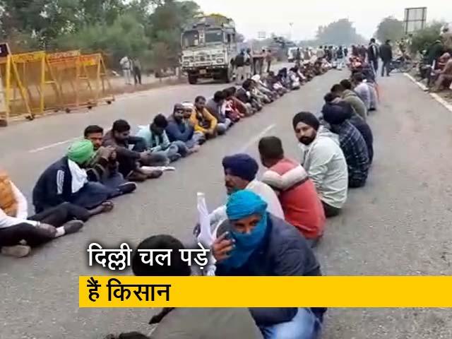 Videos : किसानों ने कहा- कृषि कानूनों पर सरकार पीछे हटे