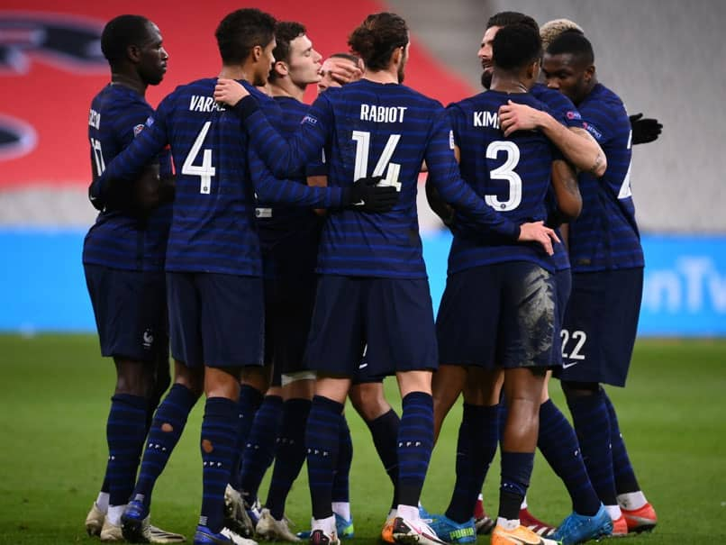 UEFA Nations League: Olivier Giroud Scores Twice As France Come Back To Beat Sweden
