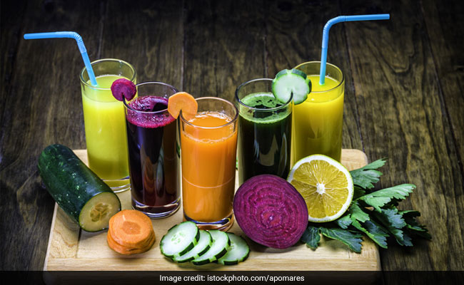 On A Weight-Loss Diet? 5 Low-Calorie Vegetable Juice Recipes You Would Love