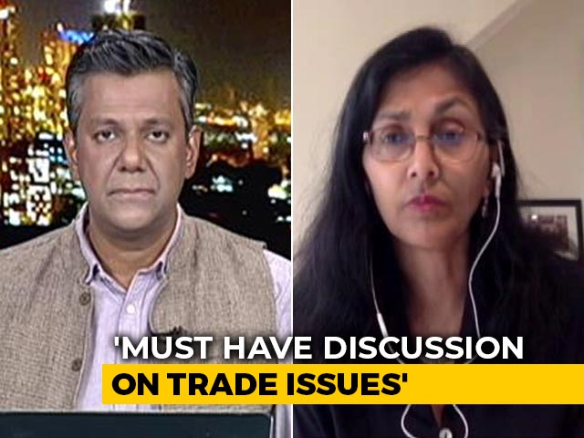 Video : Indo-US Ties Will Broaden, Says Trade Council Chief Nisha Biswal