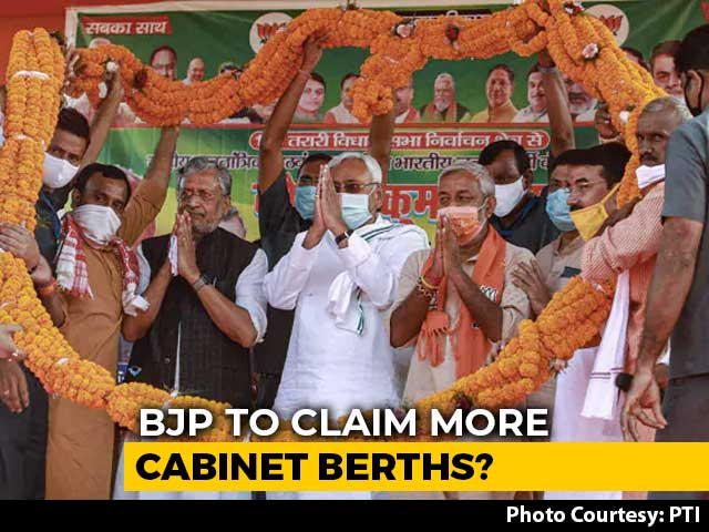 Video : Days After NDA Wins Bihar, Key Meet Today To Elect Leader