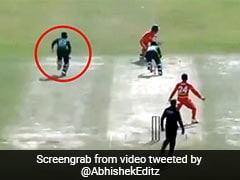 Pak Vs Zim: अजीबोगरीब तरह से रन आउट हुआ इंजमाम-उल-हक का भतीजा, लोग बोले- 'क्या मज़ाक चल रहा है' - देखें Video