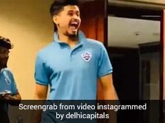 IPL 2020: जीत के बाद श्रेयस अय्यर ने कमर मटकाते हुए किया कुछ ऐसा, हंस-हंसकर लोट-पोट हुए खिलाड़ी - देखें Video