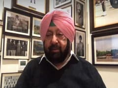 Tell Haryana Chief Minister I Won't Call Him: Amarinder Singh To NDTV