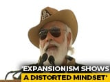 "Video : ""Expansionism Shows Distorted Mindset"": PM Slams China In Diwali Speech"