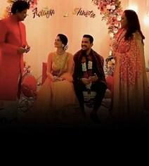 Inside Aditya Narayan And Shweta Agarwal's Pre-Wedding Festivities
