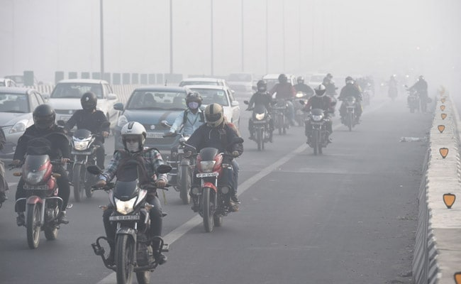 Air Quality ''Poor'' In Ghaziabad, 'Moderate' In Noida, Faridabad