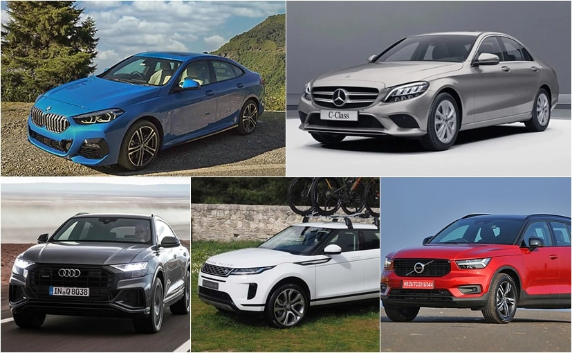 Here are some of the best deals that top luxury carmakers are offering this festive month