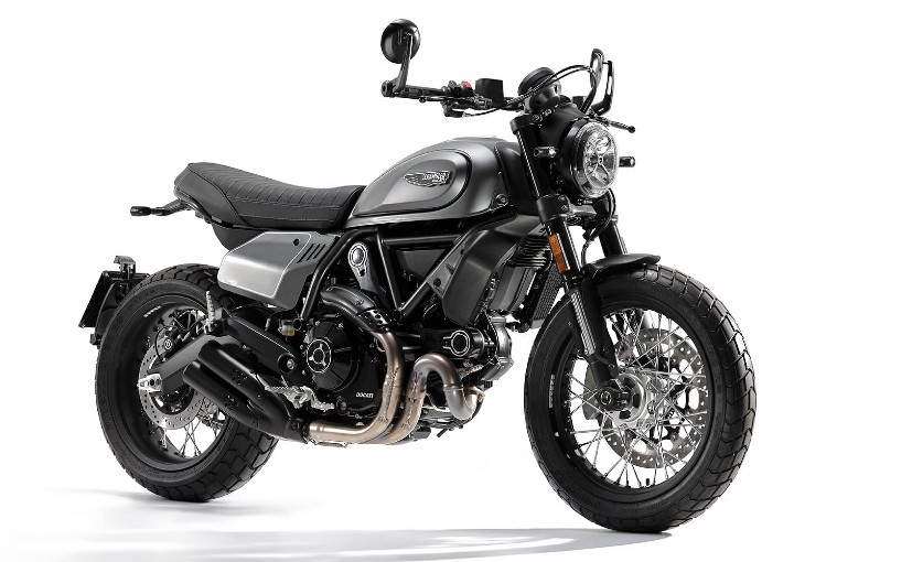 The Ducati Scrambler Nightshift joins the Icon and Desert Sled in the Euro 5 range