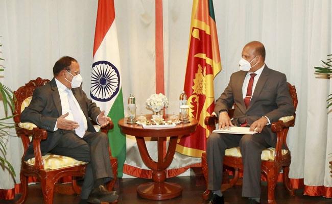 Ajit Doval Participates In Trilateral Maritime Meeting In Sri Lanka