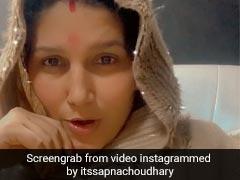 Sapna Choudhary ने 'बाराती' सॉन्ग पर यूं दिखाया एटीट्यूड, बार-बार देखा जा रहा Video