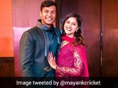 """Congratulations On Life Insurance Renewal"": Mayank Agarwal's Quirky Message To Husbands On Karwa Chauth"