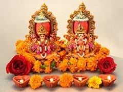 Diwali 2020 Lakshmi Puja: दीवाली के दिन इस आसान तरीके से करें मां लक्ष्मी की पूजा,जानिए शुभ मुहूर्त और आरती