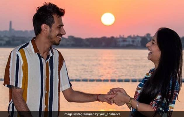 """Follow You Till The End"": Chahals Loved-Up Post For Fiancee"