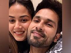 "Mira Rajput's Cute Karwa Chauth Wish For Shahid Kapoor: ""I Love You But I Also Love..."""