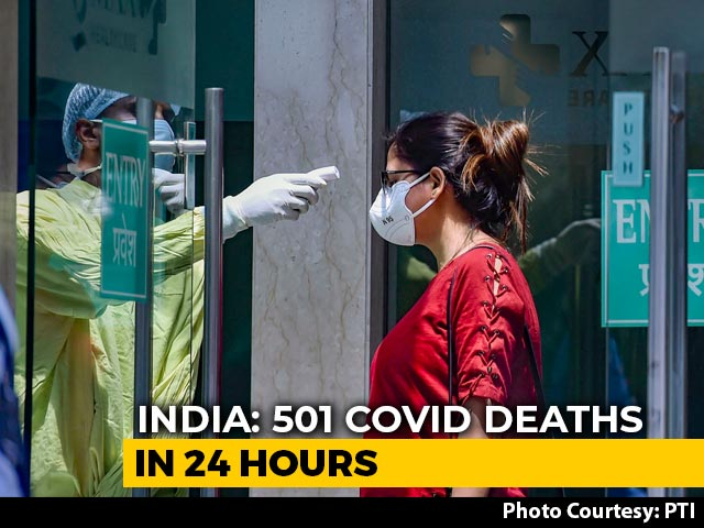 Video: India's Covid Tally Nears 91 Lakh; Delhi Sees Highest 1-Day Cases, Deaths