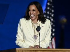 """Proud That Science Is Back In White House"": Kamala Harris On World Earth Day"