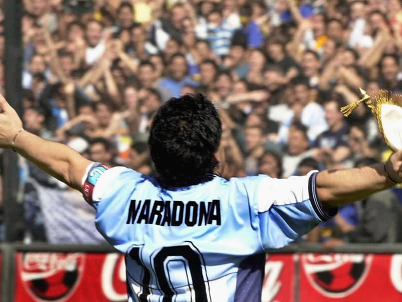 """India To Get Diego Maradona Museum, """"Hand Of God"""" Statue Star Attraction"""