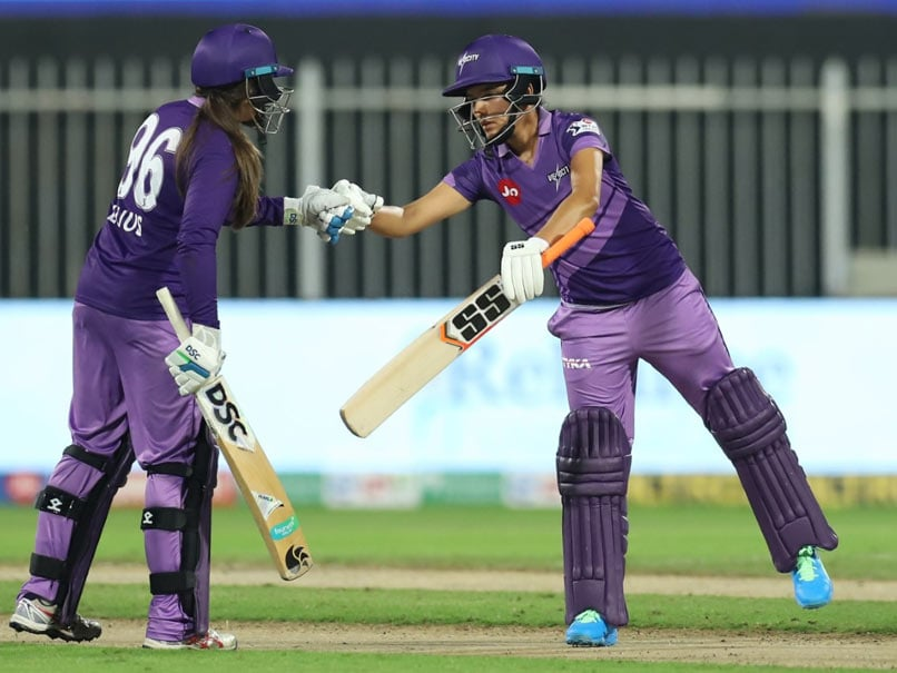 Womens T20 Challenge 2020: Velocity Beat Supernovas By 5 Wickets