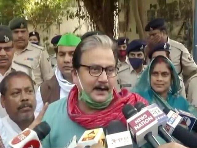 "Video : ""Wait And Watch For A Few Hours"": Rashtriya Janata Dal Confident Of Win"