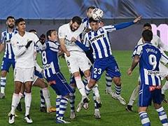 La Liga: Alaves Down Real Madrid As Atletico Madrid Go Level With Leaders Real Sociedad