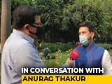 Video : Third Stimulus Package: We Will Take Country On Path Of Development, Says BJP's Anurag Thakur