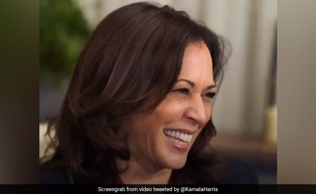 """""""I Eat 'No' For Breakfast"""": Kamala Harris Recommends, In Advice For Women"""