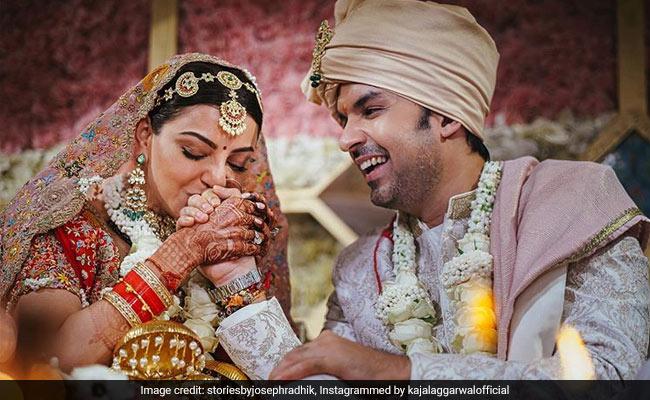 Kajal Aggarwal Reveals Gautam Kitchlu's Non-Filmy Wedding Proposal Sealed The Deal
