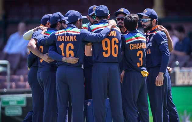 India Fined For Slow Over-Rate In 1st ODI Against Australia In Sydney