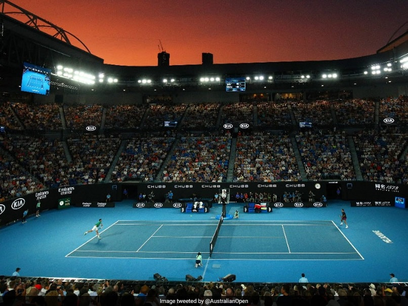 Australian Open Warm Up Events Hit By