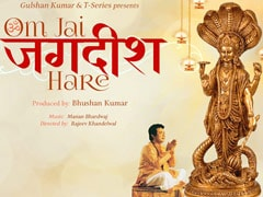 Ahead Of Diwali, T-Series Releases <i>Om Jai Jagdish Hare</i>