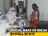 Video : Bypolls For 28 Assembly Seats In Madhya Pradesh Today