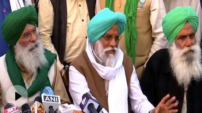 आंदोलनरत किसान बोले, 'निर्णायक लड़ाई के लिए दिल्ली आए हैं जब तक मांगें पूरी नहीं होतीं, तब तक....'