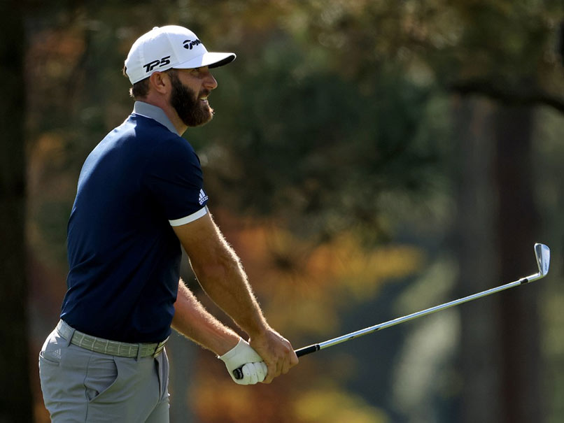 The Masters: World No. 1 Dustin Johnson Shares Lead With Newcomer Im Sung-jae