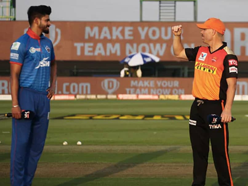 DC vs SRH, IPL 2020 Live Scoreboard: Delhi Capitals Win Toss, Opt To Bat vs SunRisers Hyderabad