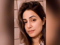 हिना खान ने पूछा 'क्या हुआ?' तो जवाब मिला '...बात करने की तमीज नहीं है'...देखें Video