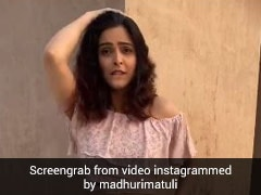 अक्षय कुमार की एक्ट्रेस मधुरिमा तुली ने Senorita गाने पर दिखाया जबरदस्त अंदाज, Video हुआ वायरल