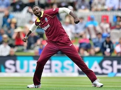 T20 World Cup: Jason Holder Replaces Injured Obed McCoy In West Indies Squad