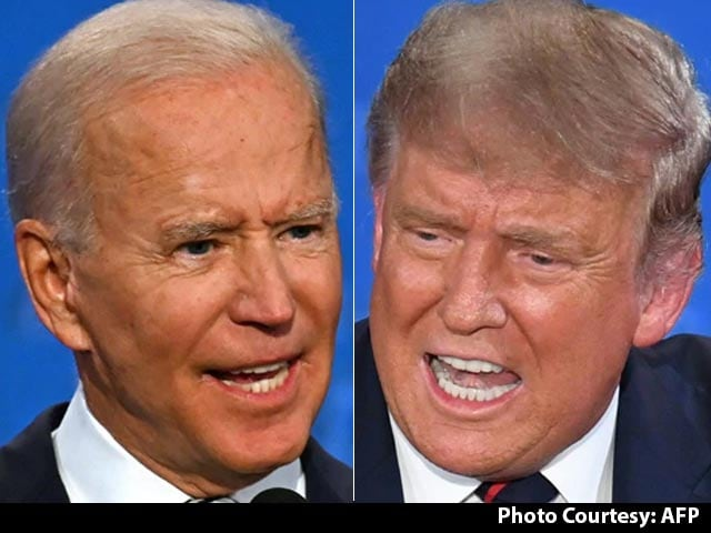 Video : Top News Of The Day: Neck And Neck Fight Between Trump, Biden