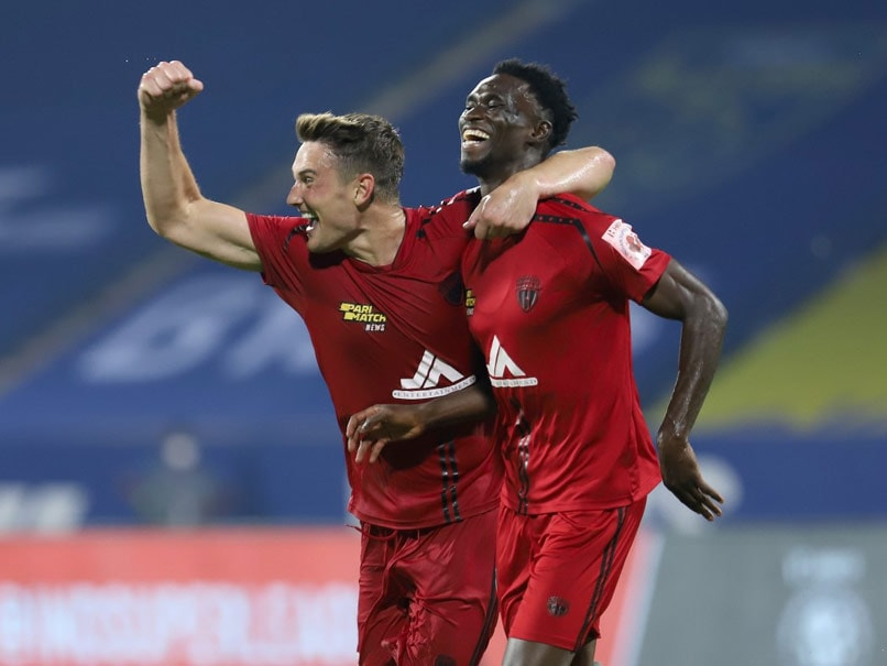 Indian Super League: NorthEast United Hold Kerala Blasters To 2-2 Draw After Late Strike From Idrissa Sylla