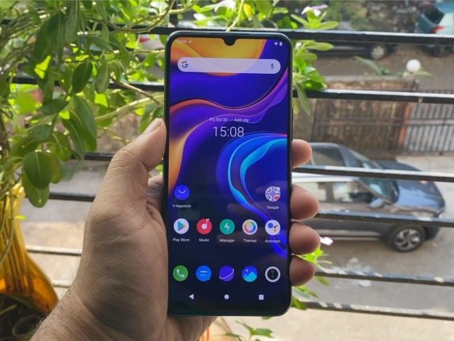 Video: Vivo V20 SE Unboxing And First Impressions: 32-Megapixel Selfie,  Price In India Rs. 20,990 | NDTV Gadgets 360